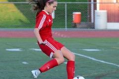 CIAC Girls Soccer; Wolcott vs. Watertown - Photo # 158