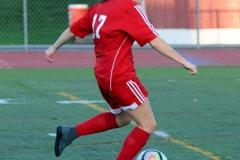 CIAC Girls Soccer; Wolcott vs. Watertown - Photo # 160