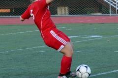 CIAC Girls Soccer; Wolcott vs. Watertown - Photo # 170