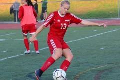 CIAC Girls Soccer; Wolcott vs. Watertown - Photo # 172