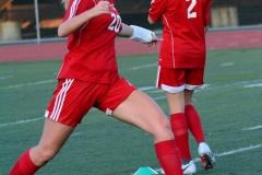 CIAC Girls Soccer; Wolcott vs. Watertown - Photo # 182