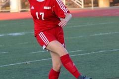 CIAC Girls Soccer; Wolcott vs. Watertown - Photo # 189