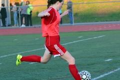 CIAC Girls Soccer; Wolcott vs. Watertown - Photo # 190
