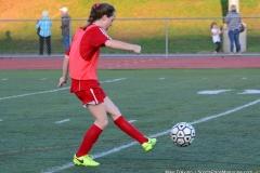 CIAC Girls Soccer; Wolcott vs. Watertown - Photo # 191