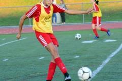 CIAC Girls Soccer; Wolcott vs. Watertown - Photo # 197