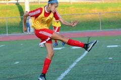 CIAC Girls Soccer; Wolcott vs. Watertown - Photo # 198