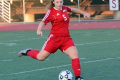 CIAC Girls Soccer; Wolcott vs. Watertown - Photo # 201