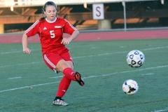 CIAC Girls Soccer; Wolcott vs. Watertown - Photo # 202