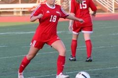 CIAC Girls Soccer; Wolcott vs. Watertown - Photo # 206