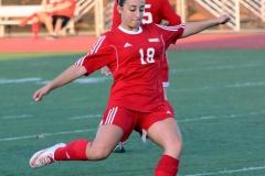 CIAC Girls Soccer; Wolcott vs. Watertown - Photo # 207