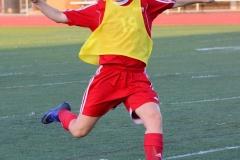 CIAC Girls Soccer; Wolcott vs. Watertown - Photo # 209