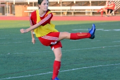 CIAC Girls Soccer; Wolcott vs. Watertown - Photo # 211
