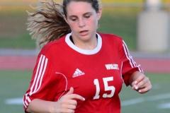 CIAC Girls Soccer; Wolcott vs. Watertown - Photo # 213
