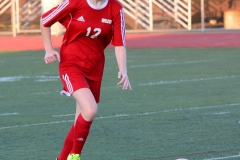 CIAC Girls Soccer; Wolcott vs. Watertown - Photo # 216