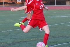CIAC Girls Soccer; Wolcott vs. Watertown - Photo # 217