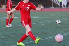 CIAC Girls Soccer; Wolcott vs. Watertown - Photo # 218