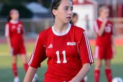 CIAC Girls Soccer; Wolcott vs. Watertown - Photo # 223