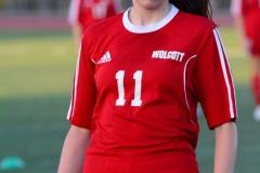 CIAC Girls Soccer; Wolcott vs. Watertown - Photo # 224