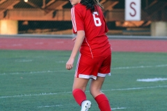 CIAC Girls Soccer; Wolcott vs. Watertown - Photo # 226