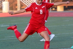 CIAC Girls Soccer; Wolcott vs. Watertown - Photo # 227