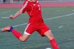 CIAC Girls Soccer; Wolcott vs. Watertown - Photo # 231