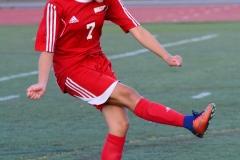 CIAC Girls Soccer; Wolcott vs. Watertown - Photo # 232