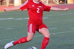 CIAC Girls Soccer; Wolcott vs. Watertown - Photo # 234