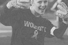 CIAC Girls Soccer; Wolcott vs. Watertown - Photo # 240