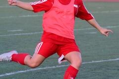 CIAC Girls Soccer; Wolcott vs. Watertown - Photo # 242