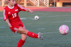 CIAC Girls Soccer; Wolcott vs. Watertown - Photo # 244