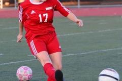 CIAC Girls Soccer; Wolcott vs. Watertown - Photo # 246