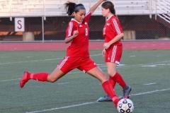 CIAC Girls Soccer; Wolcott vs. Watertown - Photo # 248