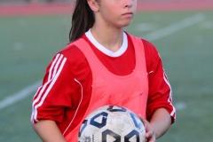 CIAC Girls Soccer; Wolcott vs. Watertown - Photo # 261