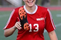 CIAC Girls Soccer; Wolcott vs. Watertown - Photo # 263