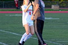 CIAC Girls Soccer; Wolcott vs. Watertown - Photo # 279