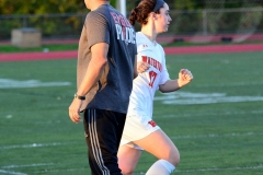CIAC Girls Soccer; Wolcott vs. Watertown - Photo # 282