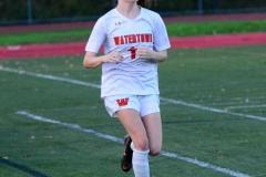 CIAC Girls Soccer; Wolcott vs. Watertown - Photo # 284