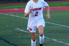 CIAC Girls Soccer; Wolcott vs. Watertown - Photo # 286