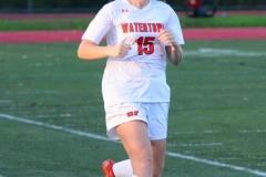 CIAC Girls Soccer; Wolcott vs. Watertown - Photo # 287