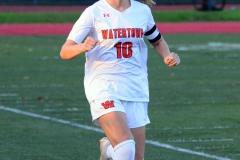 CIAC Girls Soccer; Wolcott vs. Watertown - Photo # 290