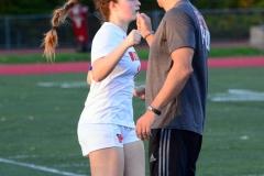 CIAC Girls Soccer; Wolcott vs. Watertown - Photo # 291