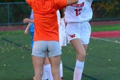 CIAC Girls Soccer; Wolcott vs. Watertown - Photo # 294