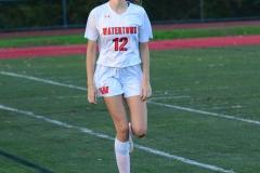 CIAC Girls Soccer; Wolcott vs. Watertown - Photo # 295
