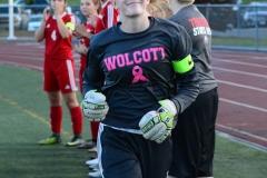 CIAC Girls Soccer; Wolcott vs. Watertown - Photo # 301