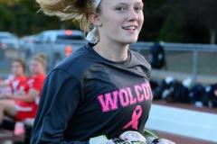 CIAC Girls Soccer; Wolcott vs. Watertown - Photo # 304