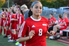 CIAC Girls Soccer; Wolcott vs. Watertown - Photo # 309