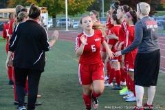CIAC Girls Soccer; Wolcott vs. Watertown - Photo # 315