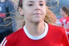 CIAC Girls Soccer; Wolcott vs. Watertown - Photo # 318