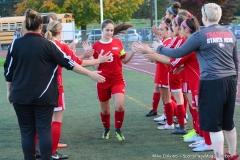 CIAC Girls Soccer; Wolcott vs. Watertown - Photo # 322