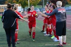 CIAC Girls Soccer; Wolcott vs. Watertown - Photo # 323